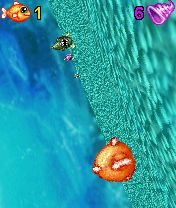 Mobile game Underwater 3D - screenshots. Gameplay Underwater 3D