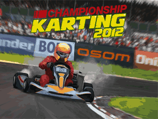 Download free mobile game: Championship Karting 2012 - download free games for mobile phone