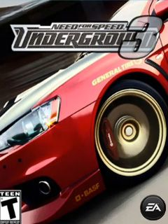 Mobile game Need For Speed Underground 3 - screenshots. Gameplay Need For Speed Underground 3