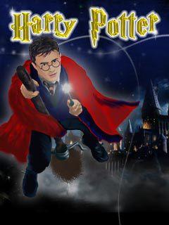 Java game screenshots Harry Potter. Gameplay Harry Potter