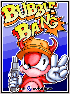 Download free mobile game: Bubble Bang - download free games for mobile phone