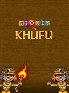 Download free mobile game: Stones of Khufu - download free games for mobile phone