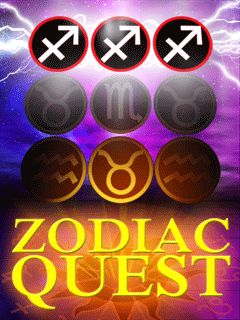 Download free mobile game: Zodiac Quest - download free games for mobile phone