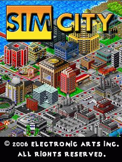 Download free mobile game: SimCity - download free games for mobile phone