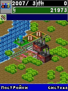 Mobile game SimCity - screenshots. Gameplay SimCity