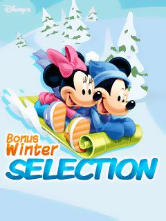 Download free mobile game: Winter Bonus Selection - download free games for mobile phone