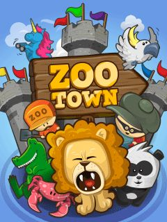 Download free mobile game: Zoo Town - download free games for mobile phone