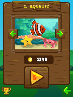 Mobile game Zoo Town - screenshots. Gameplay Zoo Town