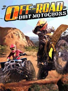 Mobile game Off-Road Dirt Motocross - screenshots. Gameplay Off-Road Dirt Motocross