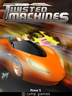 Download free mobile game: Twisted Machines - download free games for mobile phone
