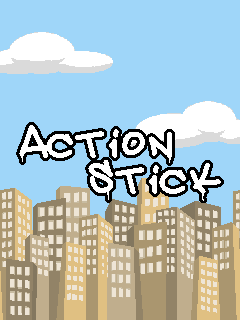 Mobile game Action Stick - screenshots. Gameplay Action Stick