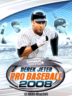 Mobile game Derek Jeter Pro Baseball 2008 - screenshots. Gameplay Derek Jeter Pro Baseball 2008