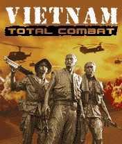 Download free mobile game: Vietnam: Total Combat - download free games for mobile phone