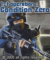 Download free mobile game: 1st operation: Condition Zero - download free games for mobile phone