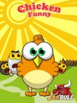 In addition to the free mobile game Funny Chicken for C2-01 download other Nokia C2-01 games for free.