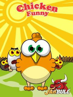 Mobile game Funny Chicken - screenshots. Gameplay Funny Chicken