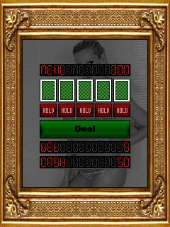 Mobile game Sandy's Sехy Video Poker - screenshots. Gameplay Sandy's Sехy Video Poker