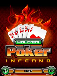 Download free mobile game: Holdem Poker Inferno - download free games for mobile phone