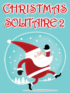 Download free mobile game: Christmas Solitaire 2 - download free games for mobile phone
