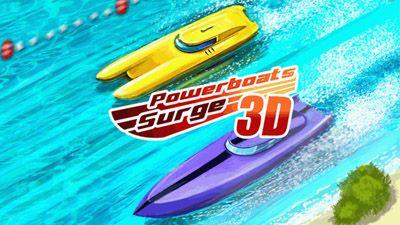 Download free mobile game: Powerboats Surge 3D - download free games for mobile phone