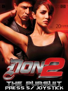 Download free mobile game: Don 2: The Pursuit - download free games for mobile phone