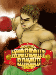 Download free mobile game: Knockout Boxing - download free games for mobile phone