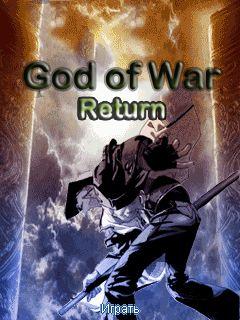 Download free mobile game: God of War Return - download free games for mobile phone