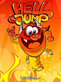 Download free mobile game: Hell Jump - download free games for mobile phone