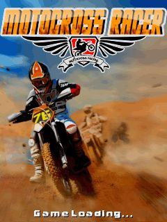 Download free mobile game: Motocross Racer - download free games for mobile phone