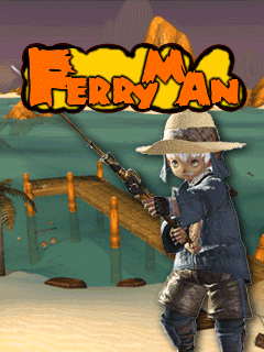 Download free mobile game: FerryMan - download free games for mobile phone