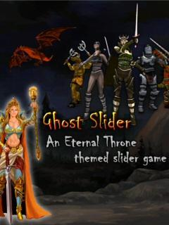 Mobile game Ghost Slider - screenshots. Gameplay Ghost Slider