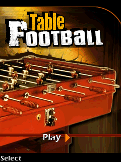 Table Football - java game for mobile. Table Football free download.
