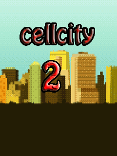 Download free mobile game: CellCity 2 - download free games for mobile phone
