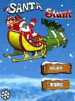 In addition to the  game for your phone, you can download Santa Stunt for free.