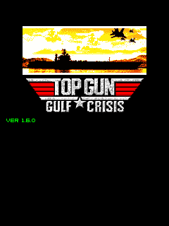 Download free mobile game: Top Gun: Gulf Crisis - download free games for mobile phone