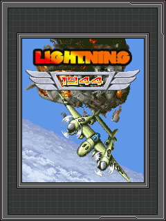 Download free mobile game: Lightning 1944 - download free games for mobile phone