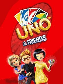 Download free mobile game: Uno & Friends - download free games for mobile phone