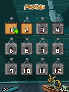 Mobile game Where's My Water? - screenshots. Gameplay Where's My Water?