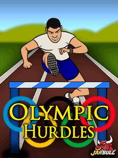 Download free mobile game: Olympic Hurdles - download free games for mobile phone