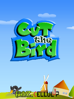 Download free mobile game: Cut The Bird - download free games for mobile phone