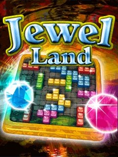 Download free mobile game: Jewel Land - download free games for mobile phone
