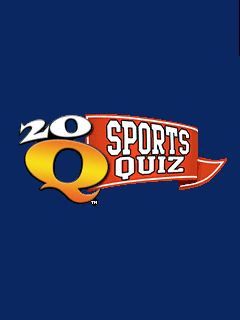 Download free mobile game: 20Q Sports Quiz - download free games for mobile phone