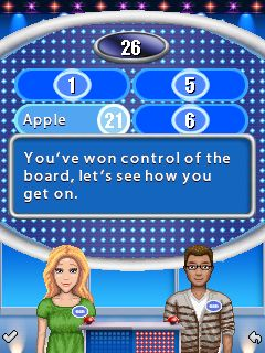 Mobile game Family Feud - screenshots. Gameplay Family Feud