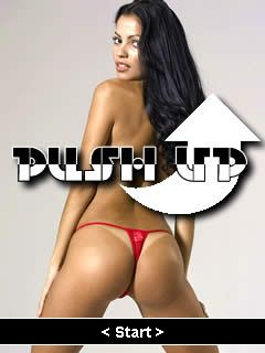 Download free mobile game: Push UP - download free games for mobile phone