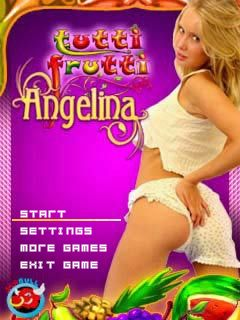 Download free mobile game: Tutti Frutti: Angelina - download free games for mobile phone