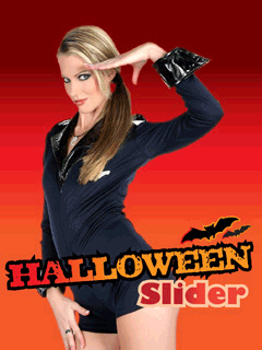 Download free mobile game: Halloween Slider: Hard - download free games for mobile phone