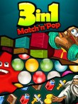 In addition to the  game for your phone, you can download 3 in 1 Match'n'Pop for free.