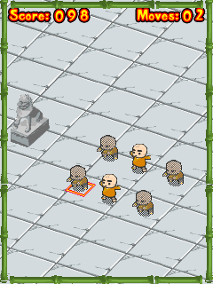 Mobile game Shaolin Monks - screenshots. Gameplay Shaolin Monks