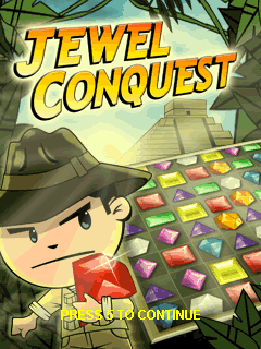 Mobile game Jewel Conquest - screenshots. Gameplay Jewel Conquest