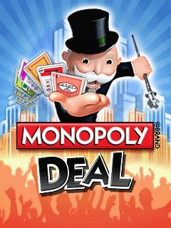 Mobile game Monopoly: Deal - screenshots. Gameplay Monopoly: Deal